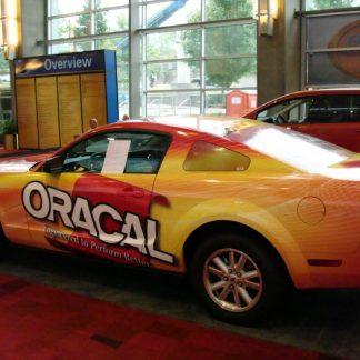 Folie Carbon Auto 3D