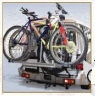 Suport 3 Biciclete cu montaj pe Roata de Rezerva pentru SUV 4×4