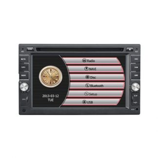 DVD Player Auto Universal 2 DIN